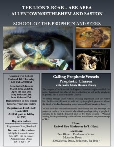 School of Seer:Prophet Easton